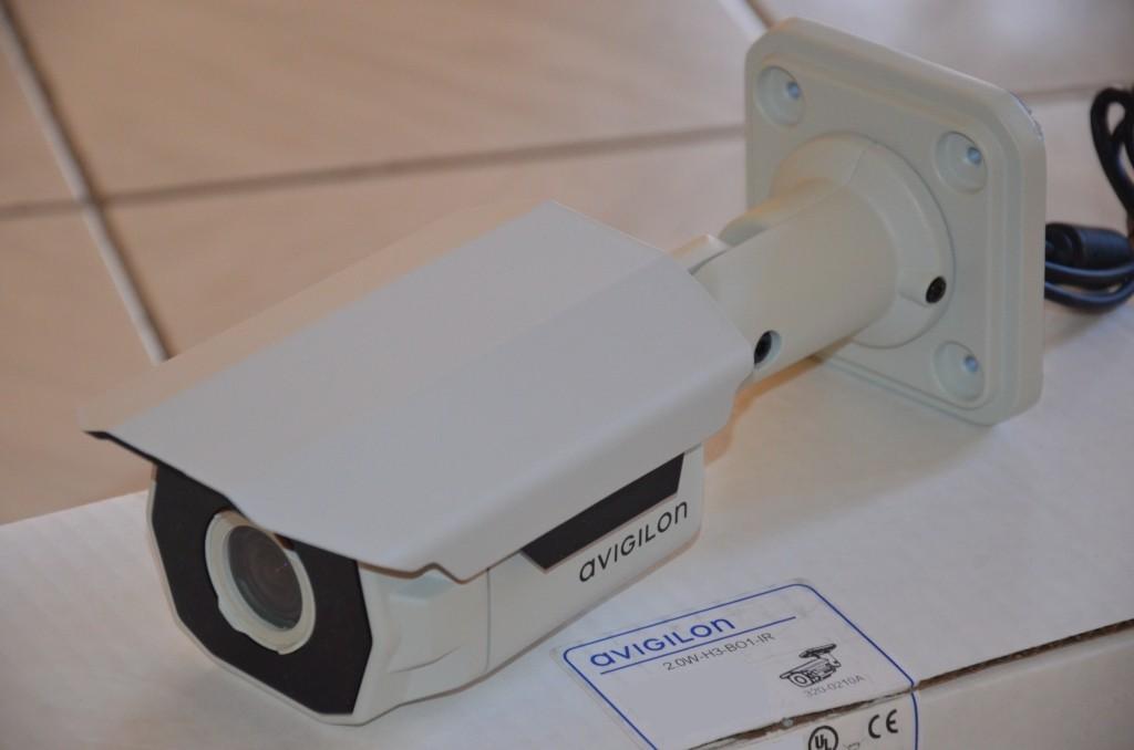 Avigilon IP kamerák és Avigilon rögzítés