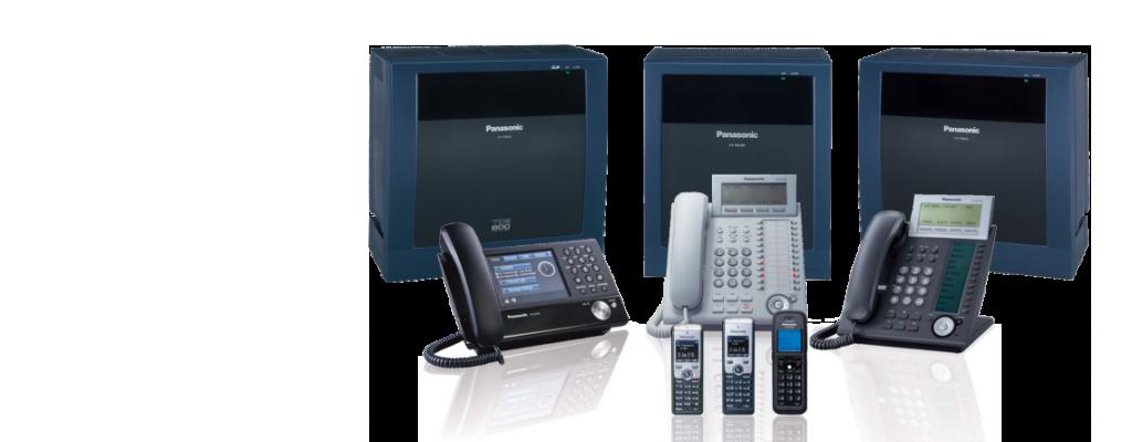 Panasonic IP telefon alközpont rendszer